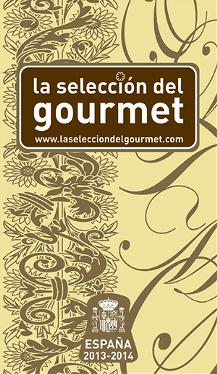Portada de la guía gastronómica La Selección del Gourmet.